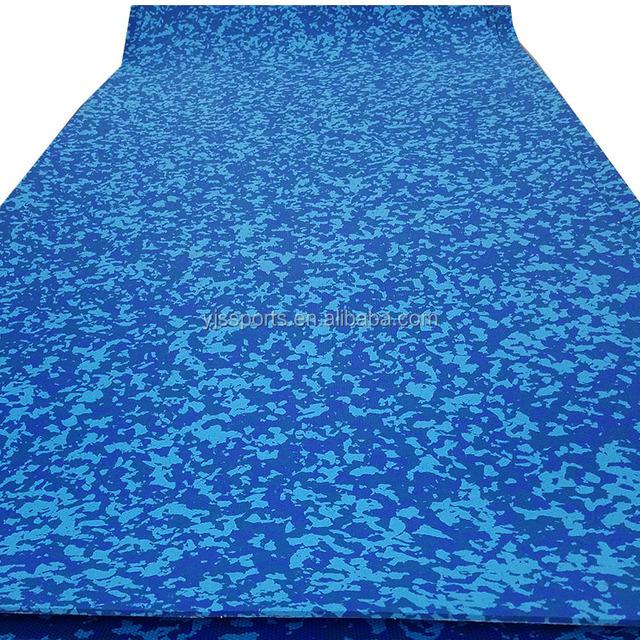 [manufacturer's price] Blue Camouflage EVA Foam Deck Sheet Imitated Teak Floor For Yacht Boat non-slip