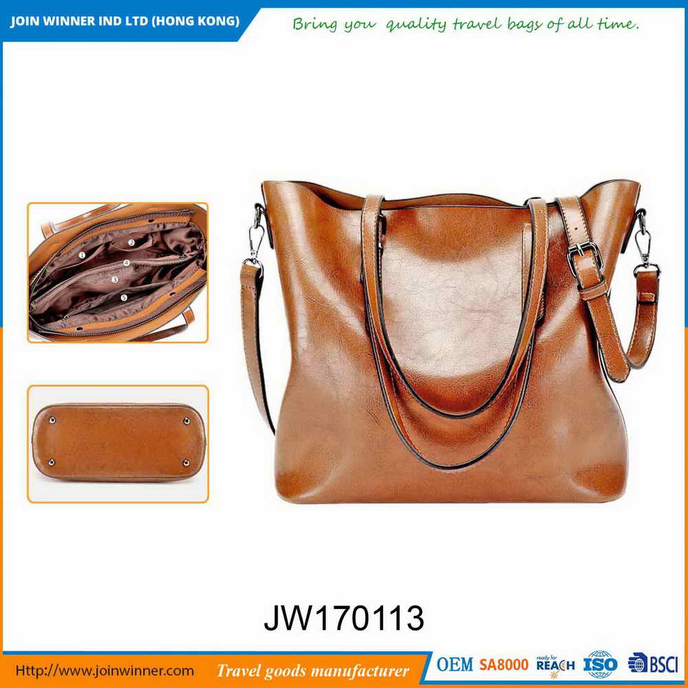 Different Capacities Paul Bag Handbag Chinese Manufacturer