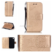 Newest Multifunction Smart Cover for iphone 4 4S Folding pu leather with magnetic material