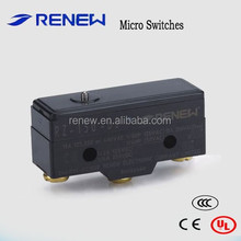 Z series Pin plunger type electronic micro switch/micro limit switch/omron micro switch