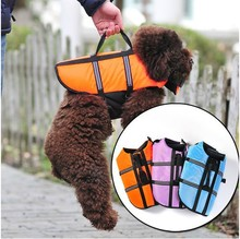 Pet Clothing Small dog Clothes Life Jacket Vest Swimming Coat