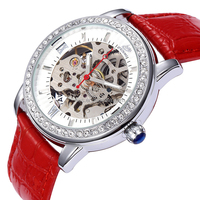 Buy 5 get 1 Luxury Lady Vogue Watch High Quality Women Automatic Wristwatch