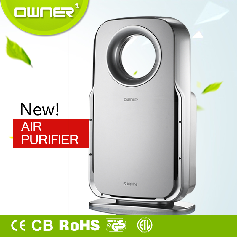 High quality household air purifier ,clean and change home air