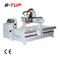 Good quality 4 axis wood drilling and milling machine