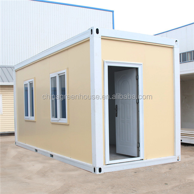 Trade Assurance 20ft container demention