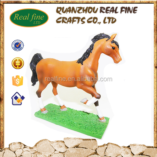 Gardent decoration resin Horse animal sculptures