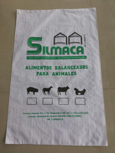 plastic silage packaging bag cattle feed bag