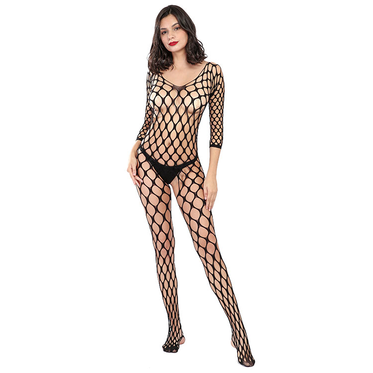 Latex fishnet full bodystocking girls wearing <strong>sexy</strong>