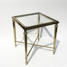 home furniture stainless steel lift top mechanism led light coffee table