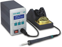adjustable high temperature controlled soldering iron