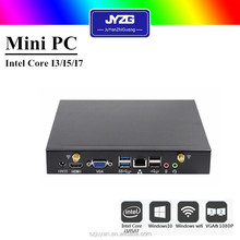 factory directly!! New i5 4200U dual core VGA DDR3 fanless 12V mini PC with 4gb ram