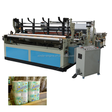Toilet Paper Kitchen Towel Roll Production Line Hygienic Bathroom Tissue Laminating Machine CIL-SP-A