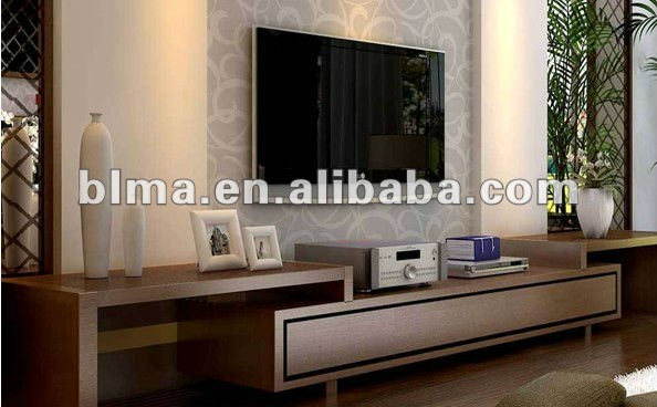 fashional simple wooden mdf TV table/cabinet/stand