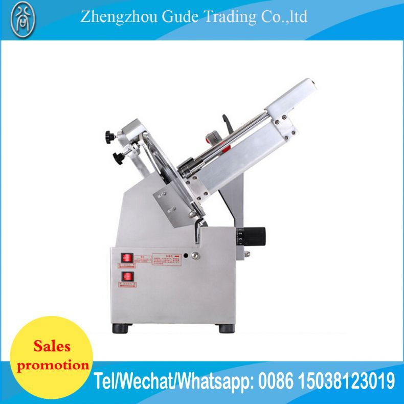 Hot Sale Frozen Beef Steak Automatic Frozen Meat Slicer Cutting Machine