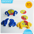 Shooting Card,PP Card,Promotion Gifts,Giveaway Puzzle Cards,Children DIY Plastic Puzzle Card In Snake Foods