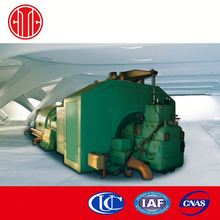 Three Phase Synchronous Generators Steam Turbine for Textile Industry