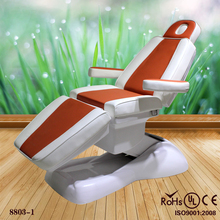 2016 popular hydraulic electric facial bed spa table tattoo salon chair for sale (KM-8803-1)