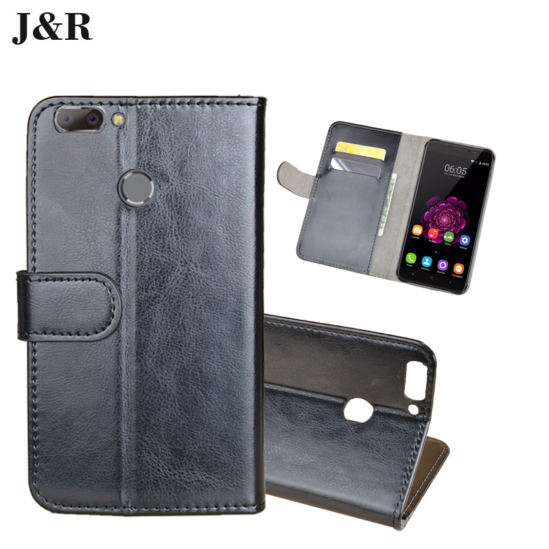 Original J&R Flip Wallet Leather Case For LG Optimus L7 P700 P705 Cover with Bank Card Slots and Stand Holder ,Free Shipping