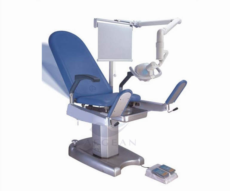 AG-S101 height adjustable multifunctional hospital furniture labour delivery chair manufacturers