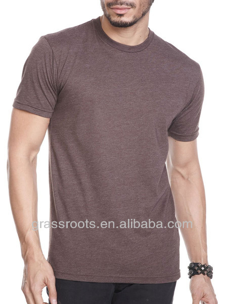 Athletic Clothing Sweater Round Neck Mens Blank T-shirt 2016 men tshirts