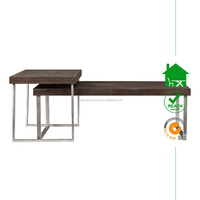 CT- 4187 new modern wooden coffee table