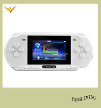 factory price of video game consoles mp5 player/music/movie/e-book/calculater/calendar PMP2
