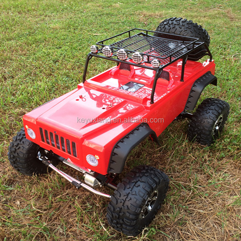 Rc car NEW 1/10th 4wd electric , brushed rc models in radio control toys,rc racing for axial wraith