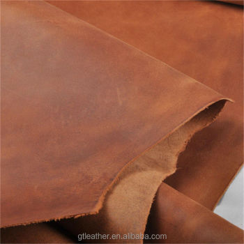 Crazy Horse Leather (Cow Leather)