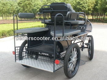 Marathon Sport Horse Carriage (BTH-01)