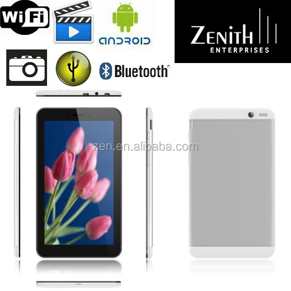 2014 NEWEST 7 inch 3G dual core android 4.4 MTK8312 Tablet pc