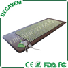 Decavem 1092 stones wonderful style hot selling Korea powerful kneading automatic jade therapeutic massage bed