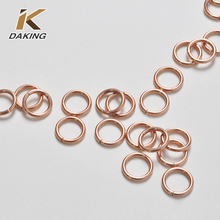 Welding Materials Silver Brazing Welding Wire Ring With Flux