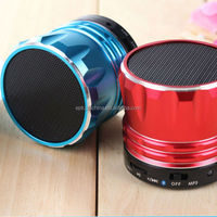 portable wireless FM radio bluetooth speaker with usb port