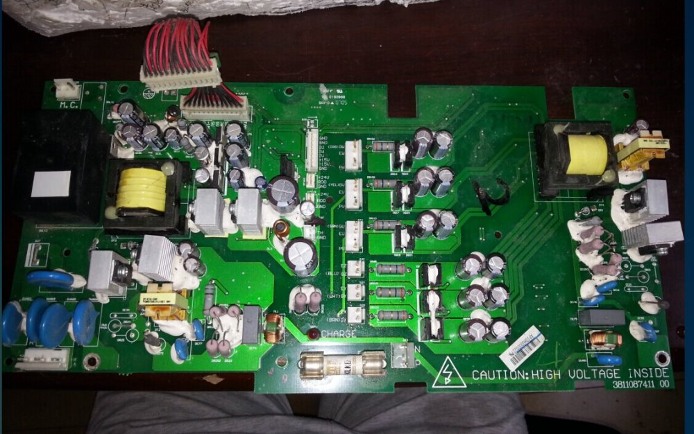 VFD-B/F/G inverter 37/45/55/75KW Power board/driver board 3811087411 <strong>00</strong>