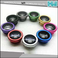 Unique design hot sale fish eye lens for cell phone camera