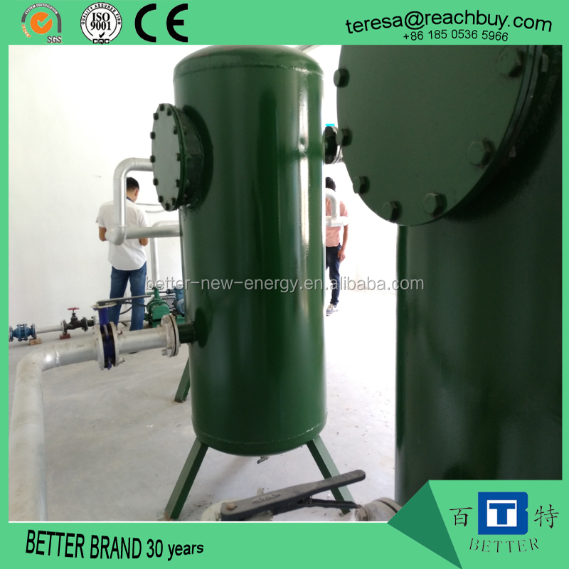 Bio gas water separator/ Dehydration tower/ Water vapour remove /biogas dryer/biogas scrubber