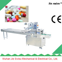 Ice lolly horizontal packing machine