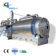 No Pollution Waste Engine Oil Distillation to Diesel Machine Used Engine Oil Refine Diesel How to Recycle Waste Engine Oil