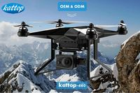 Real-time transmission FPV rc drone quadcopter with 4k 1080P HD camera