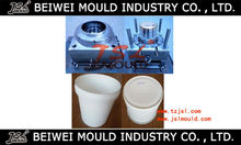 Injection Plastic Food Packing Bucket Mould