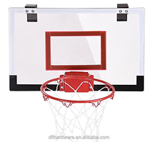 Qualified Mini Basketball Backboard Hoop set with Ball and Pump