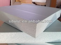 Extruded Polystyrene insulation material XPS board 200mm thickness