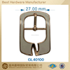 GL40100 27mm Zinc Alloy Shoe Buckle