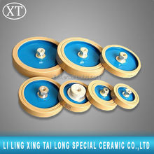 with competitive price of plate shape high power ceramic capacitor