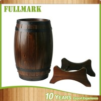 High Quality Vintage Oak Beer Barrel