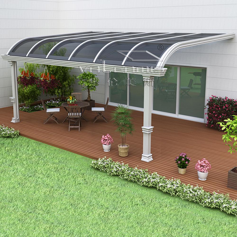 List manufacturers of balcony rain canopy buy balcony for Balcony canopy