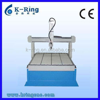 KR1212 advertising Machine 4 Axis CNC Engraver