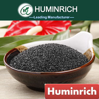 Huminrich Biological Plant Growth Promoter Potassium Humat Raw Material
