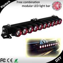 Free combination car driving light led light bars for tow trucks