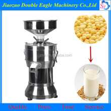 Factory Price stainless steel soybean milk extractor/electric soya bean grinding machine